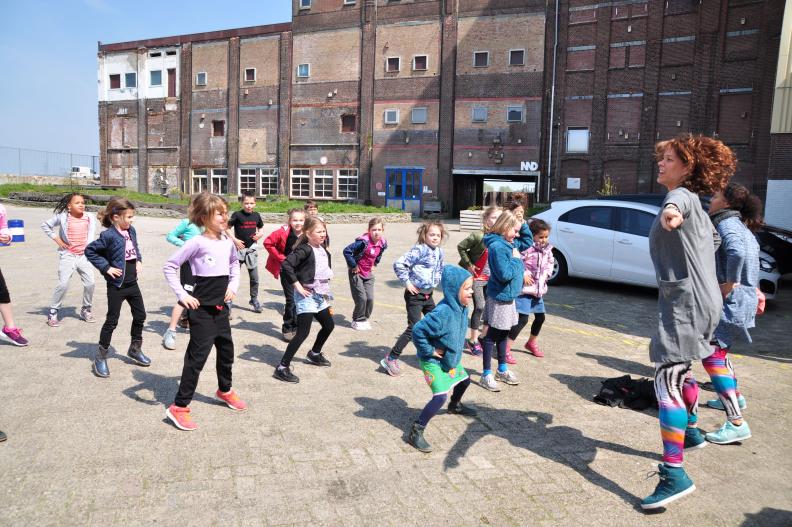 Een Dans Kinderfeestje Bij De Honig In Nijmegen Voor Meiden En Jongens